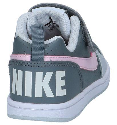 Grijze Sneakers Nike Court Borough Low , Grijs, pdp