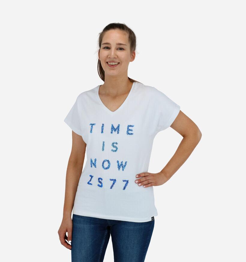 Zoso Witte T-shirt (280360)