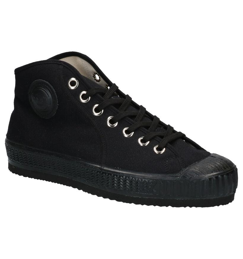 0051 Barvy Zwarte Sneakers in stof (272523)