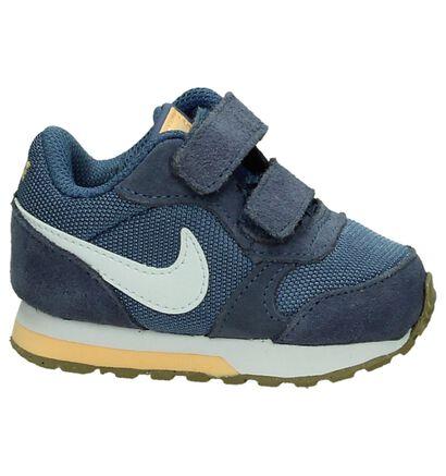 Nike Baskets pour bébé  (Bleu foncé), Bleu, pdp
