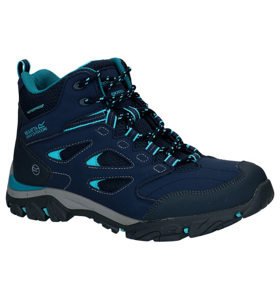 Regatta Lady Holcombe Chaussures de marche en Bleu