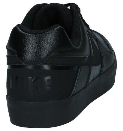 Zwarte Sneakers Nike SB Delta Force , Zwart, pdp
