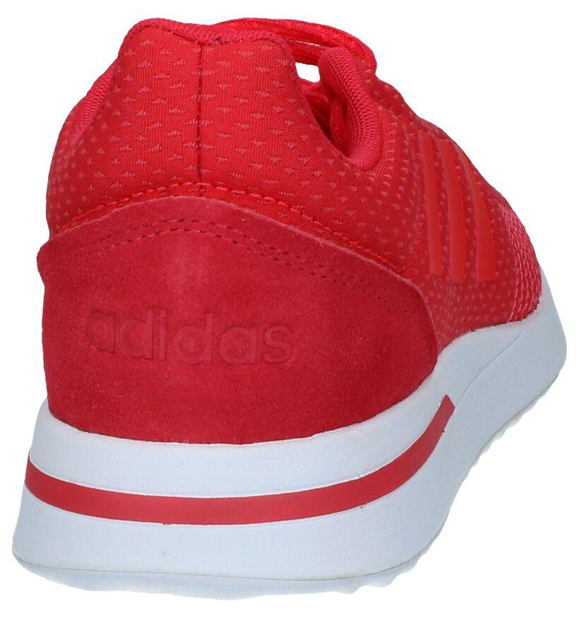 Rode Sneaker Runners adidas RUN 70S in stof (237027)