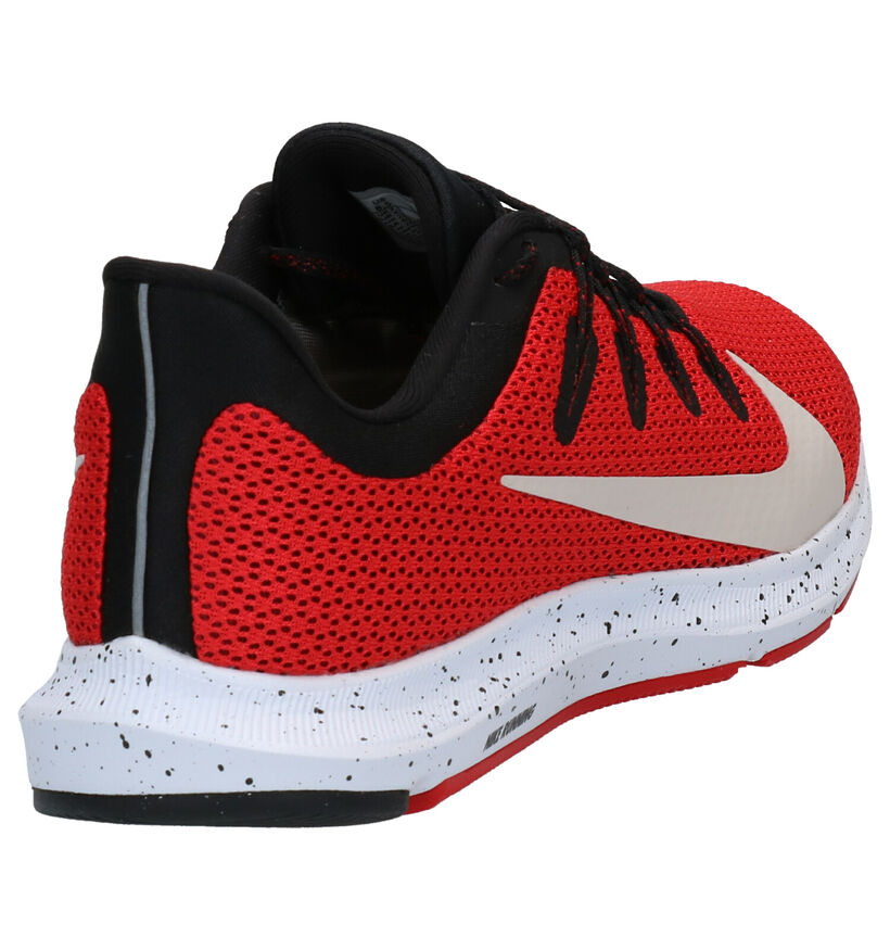 Nike Quest 2 Special Edition Sneakers Zwart in stof (261683)