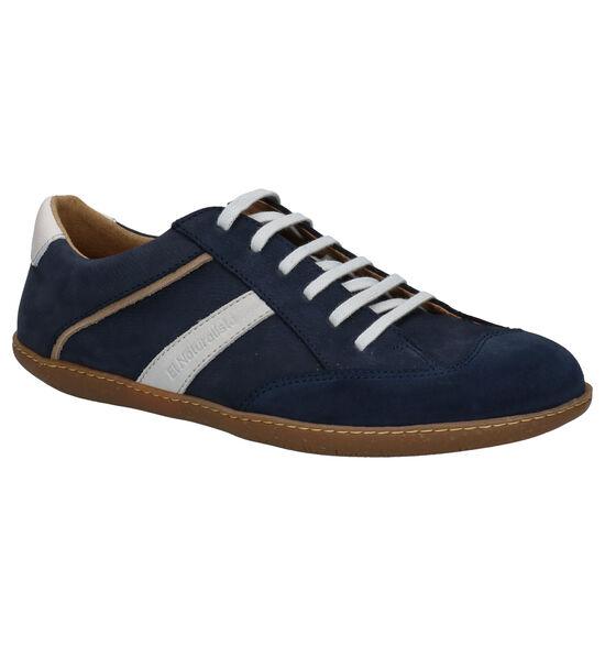 El Naturalista El Viajero Chaussures à lacets en Bleu