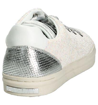Replay Baskets basses  (Blanc), Blanc, pdp