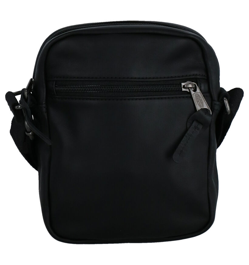 Eastpak The One Zwarte Crossbody Tas in leer (268142)