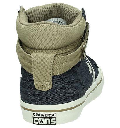 Converse Sneakers hautes  (Bleu), Bleu, pdp