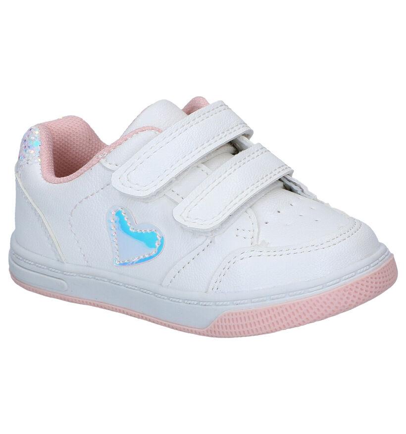 Sprox Witte Sneakers in kunstleer (289334)