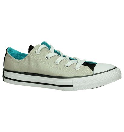 Paare Sneaker Converse Chuck Taylor AS Ox, Zilver, pdp