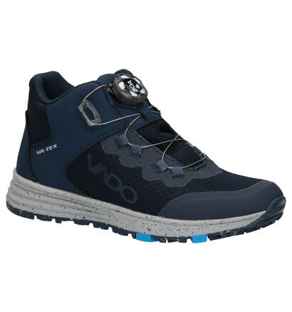 Vado Hike Boa Eco Blauwe Boots in stof (260787)