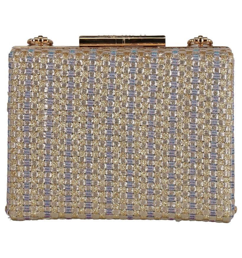 Pepe Moll Pochette en Or en textile (274734)