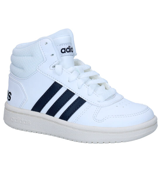 adidas Hoops Mid 2.0 Baskets en Blanc