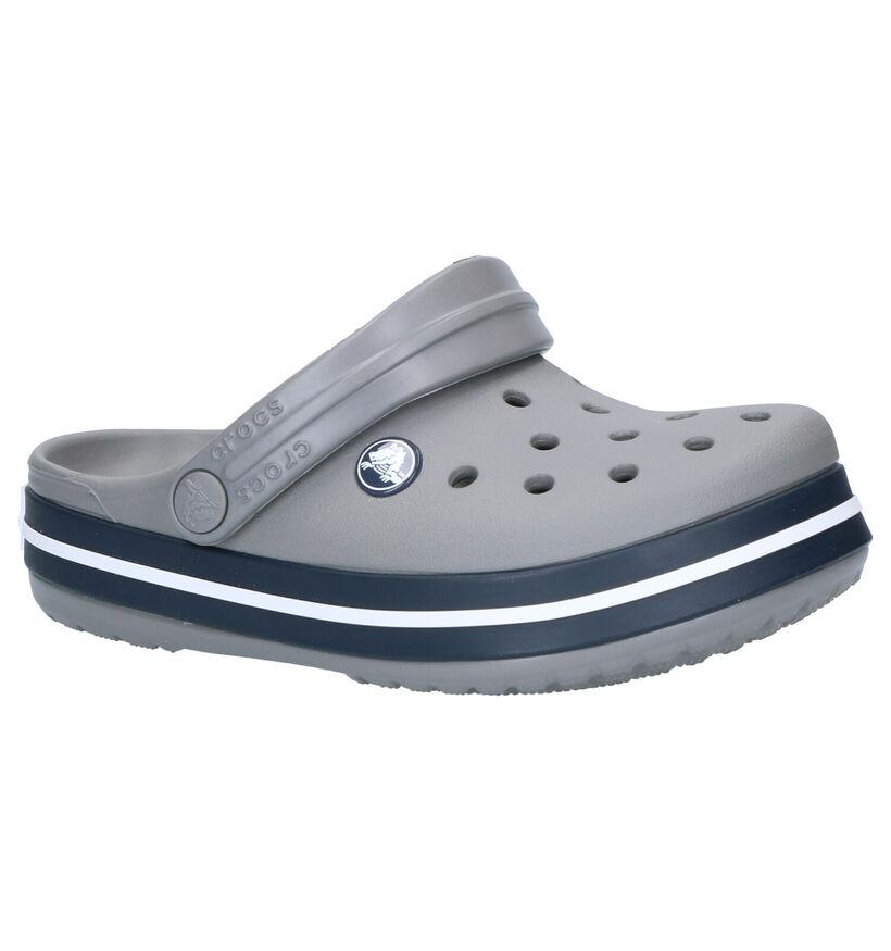 Crocs Crocband Clog Blauwe Slippers in kunststof (269658)