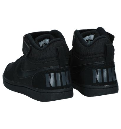 6d792b201aa Zwarte Hoge Sneakers Nike Court Borough   TORFS.BE   Gratis verzend ...