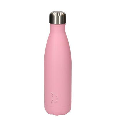 Chilly's Pastel Roze Drinkbus 500 ml (263824)