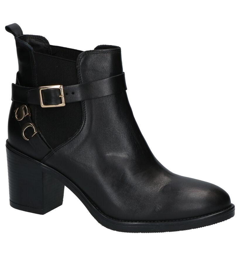 Scapa Morgan Bottillons en Noir en cuir (261338)