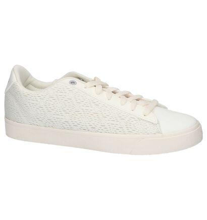 Ecru Sneakers adidas Cloudfoam Daily QT CL in stof (208800)