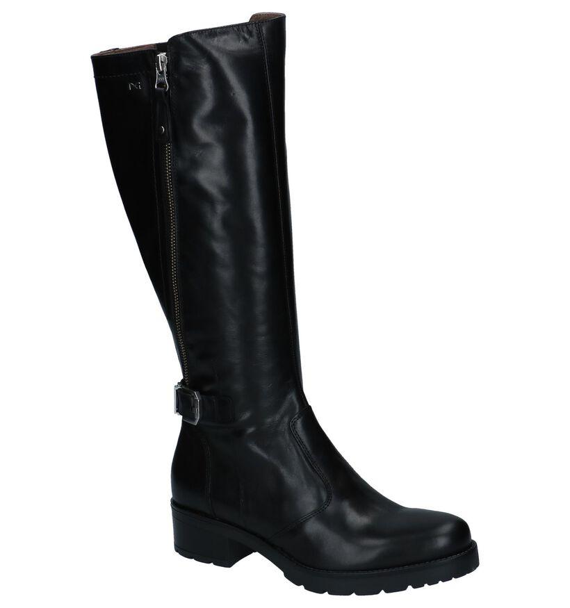 NeroGiardini Bottes hautes en Noir en cuir (226498)
