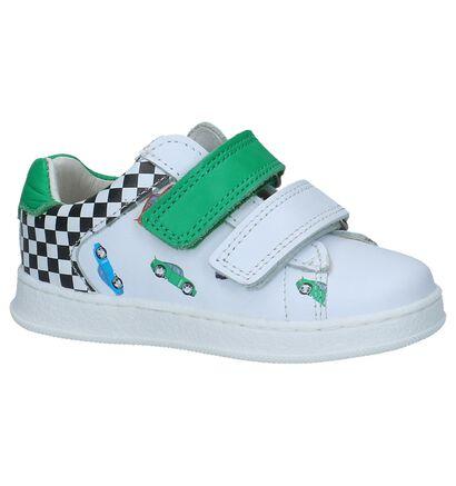 Hampton Bays Chaussures basses en Blanc en cuir (241473)