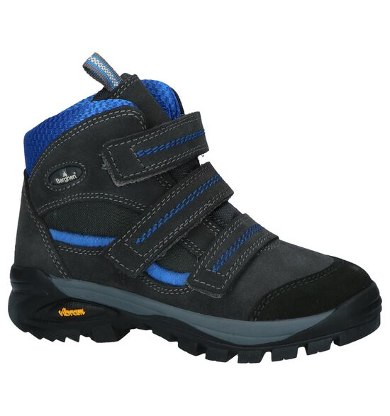 Berghen Chaussures de randonnée en Gris foncé