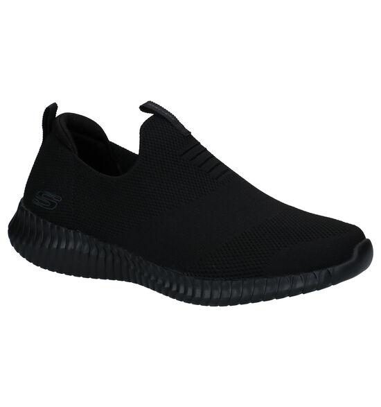 Skechers Elite Zwarte Sneakers