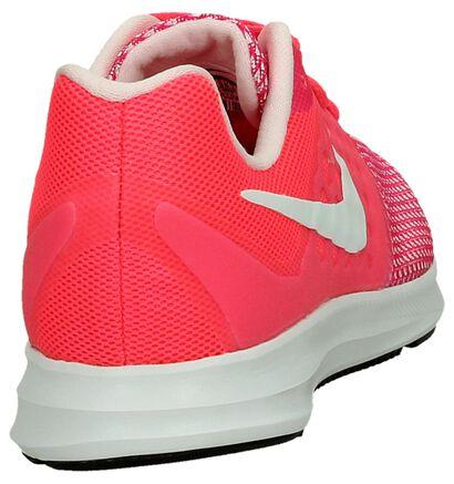 Nike Baskets basses  (Bleu fluo), Rose, pdp