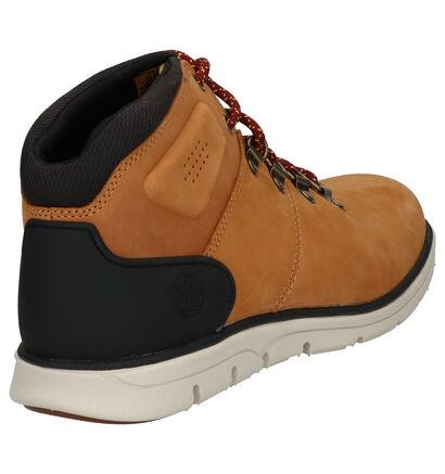 Timberland Bradstreet Hiker Chaussures hautes en Gris en nubuck (255250)