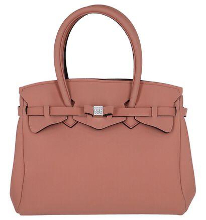 Save My Bag Miss Gele Handtas in stof (245795)