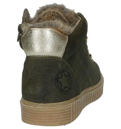 Bullboxer Chaussures hautes  (Vert kaki), Vert, pdp