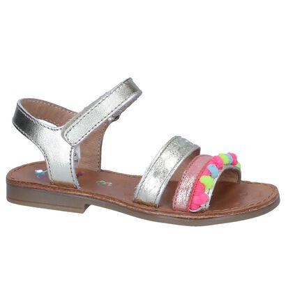 Shoo Pom Sandales en Or en cuir (242891)