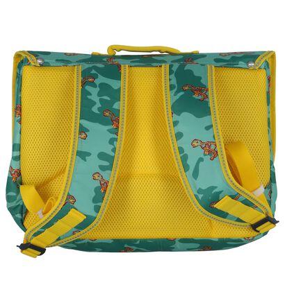 Groene Schoolbag Paris Large JP – inspired by Jeune Premier, Groen, pdp
