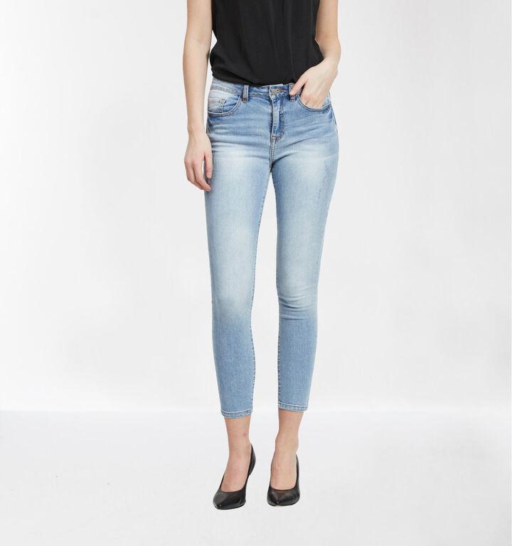 Vila Blauwe Jeans Super Slim Fit