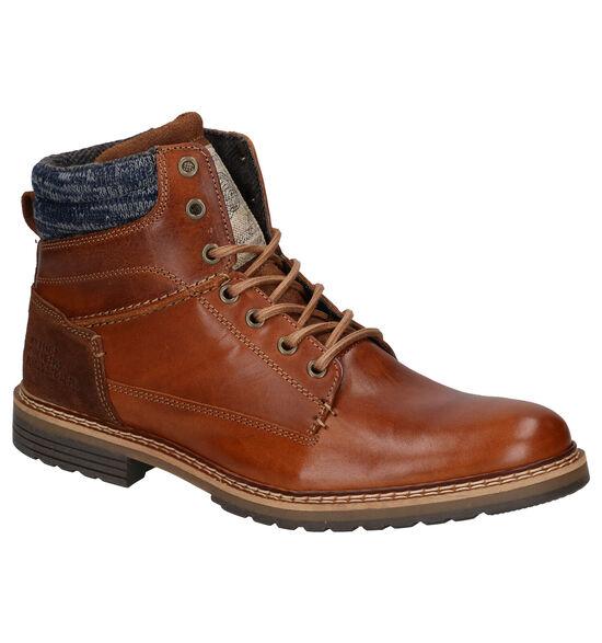 Bullboxer Chaussures Habillées en Cognac