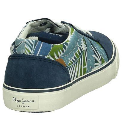 Pepe Jeans Skate sneakers  (Bleu foncé), Bleu, pdp