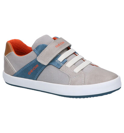 Geox Chaussures basses en Bleu en simili cuir (265784)