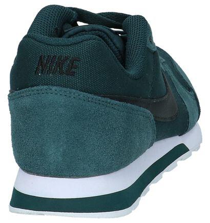 Nike Baskets basses  (Noir), Vert, pdp