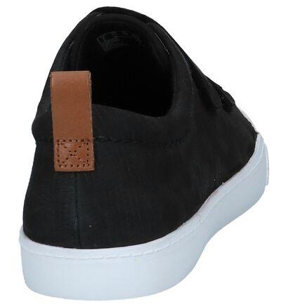 Clarks Baskets basses en Noir en cuir (221336)