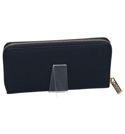 Tommy Hilfiger Porte-monnaies à fermeture à glissière  (Bleu foncé), Bleu, pdp