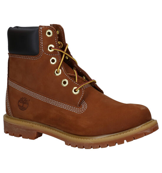 Timberland 6IN Premium Bottines en Brun