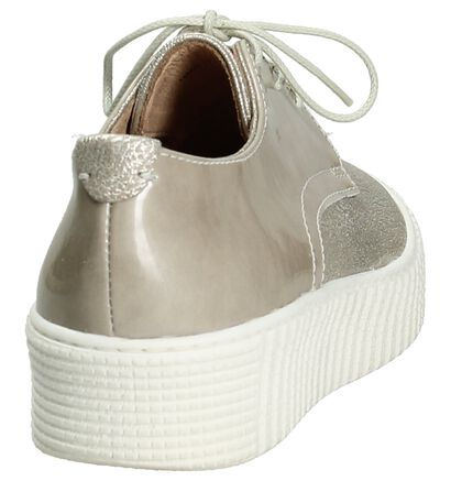 Softwaves Baskets basses en Argent en cuir (194415)