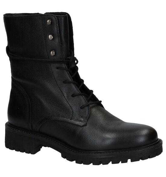 Geox Hoara Zwarte Boots