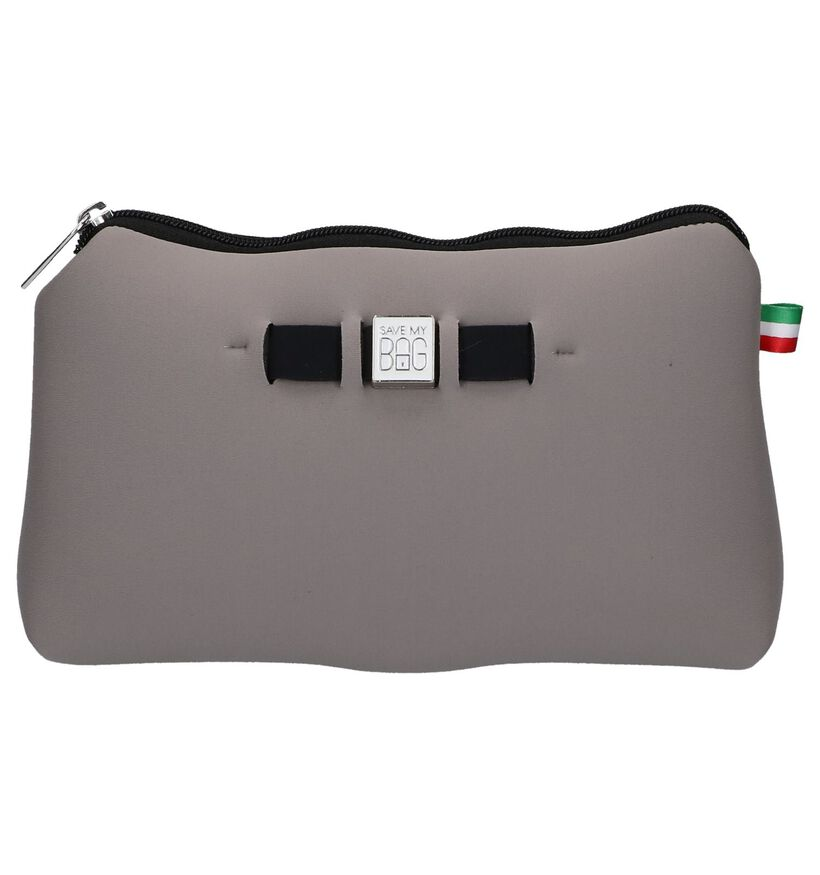 Save My Bag Travel Pouch Make-up Tasje Grijs in stof (245818)