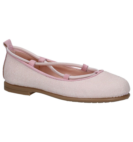Unisa Seimy Ballerines en Rose