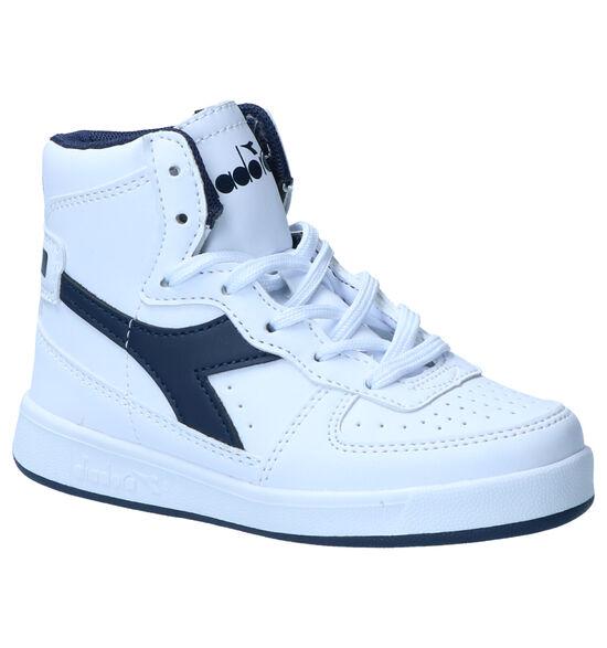 Diadora Mi Basket Witte Sneakers