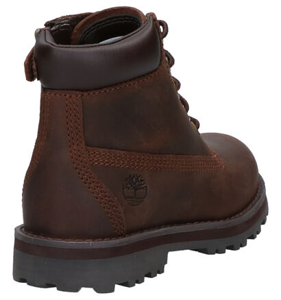 Timberland Courma Kid 6 Inch Bruine Boots in nubuck (254744)