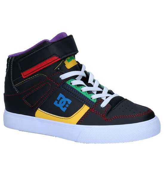 DC Shoes Pure High Baskets en Noir