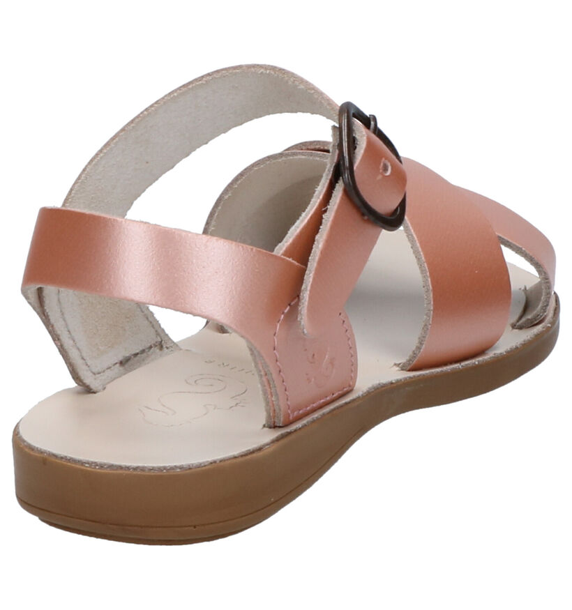 Samphire Jamina Roze Sandalen in leer (273172)