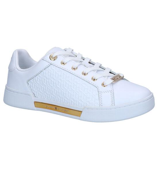 Tommy Hilfiger Chaussures à lacets en Blanc
