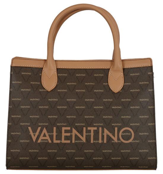 Valentino Handbags Liuto Sac en Marron